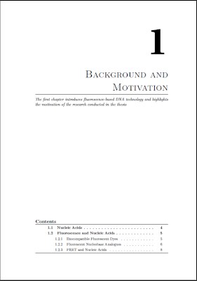 Phd thesis latex template iit